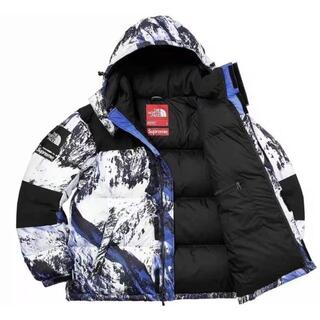 【XL】Supreme The North Face連名の雪山綿服