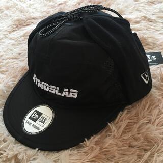 NEW ERA - 新品タグ付★ニューエラNEWERA×atomsアトモ 黒 キャップS〜M帽子