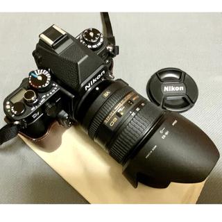 Nikon - 美品 Nikon Dfブラックボディ、24-85 標準ズーム 、ケース他付属品付