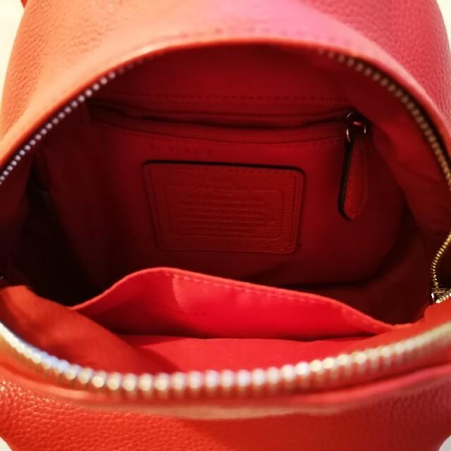COACH(コーチ)のコーチ ミニリュック レディースのバッグ(リュック/バックパック)の商品写真