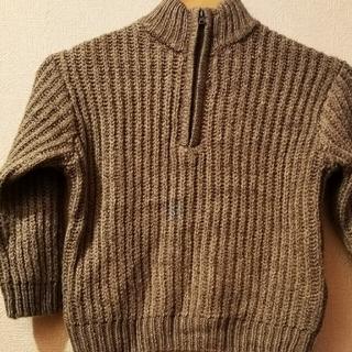 ザラキッズ(ZARA KIDS)の未使用Zara 男の子セーター (ニット)