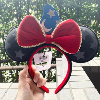 ディズニー(Disney)のラウンジフライ♡ソーサラー♡ファンタジア♡魔法使い♡ミッキー♡カチューシャ(カチューシャ)