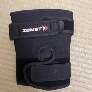 ザムスト(ZAMST)のザムスト 膝サポーター(トレーニング用品)