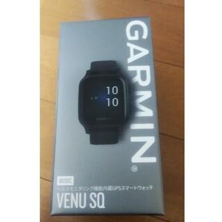 ガーミン(GARMIN)のGARMIN VENU SQ music スマートウォッチ ガーミン Smart(腕時計(デジタル))