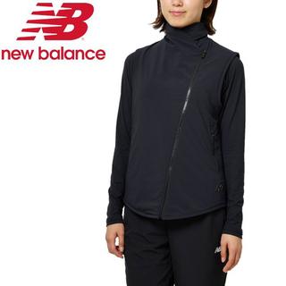 ニューバランス(New Balance)のディタミネーション NB HEATフレックスアシンメトリーベスト(ダウンベスト)