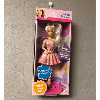 バービー(Barbie)のBarbie ドールペン ダンシングバレリーナ(ぬいぐるみ)