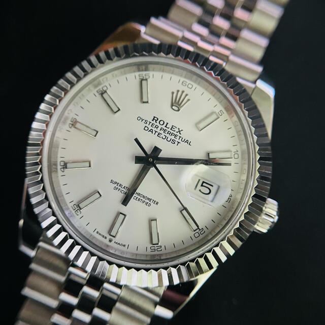 ROLEX(ロレックス)のロレックス デイトジャスト オリジナル文字盤 メンズの時計(腕時計(アナログ))の商品写真