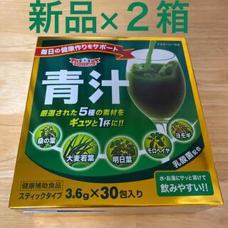 ドクターシーラボ(Dr.Ci Labo)のドクターシーラボ 青汁(抹茶風味) スティックタイプ 3.6g×60包(2箱)(青汁/ケール加工食品)