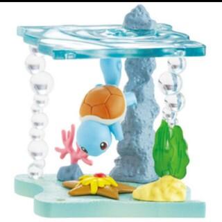 ポケモン - Re-MeNT あつめてひろがる!ポケモンワールド きらめきの海 ゼニガメ
