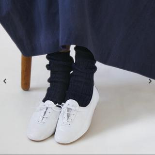 レペット(repetto)の【値下げ中❗️】ポルセリ  ジャズシューズ ホワイト porselli 新品同様(バレエシューズ)