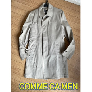 COMME CA MEN - コムサメン COMME CA MEN トレンチコート 3シーズン裏地取り外し