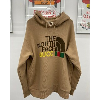 Gucci - THE NORTH FACE x GUCCI コットン フーディー