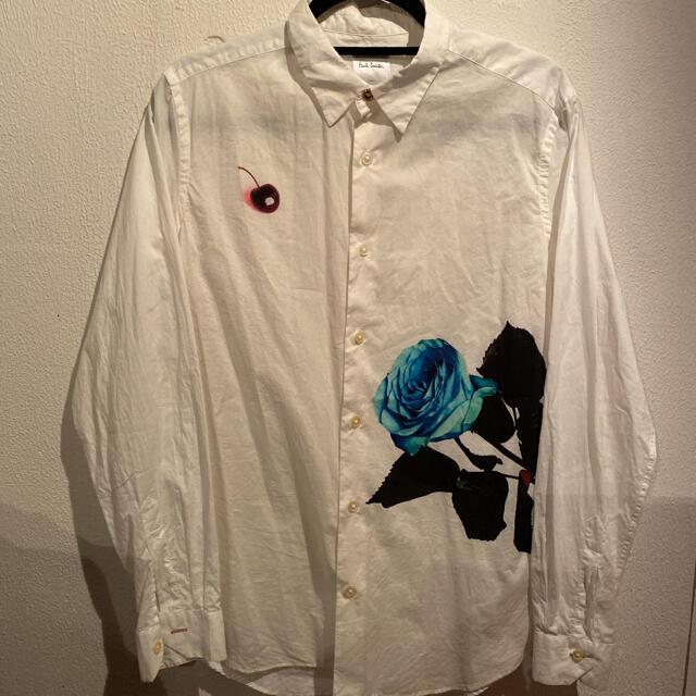 Paul Smith(ポールスミス)のPaul Smith Roseシャツ ヨウジヤマモト クロムハーツ ZARA メンズのトップス(シャツ)の商品写真