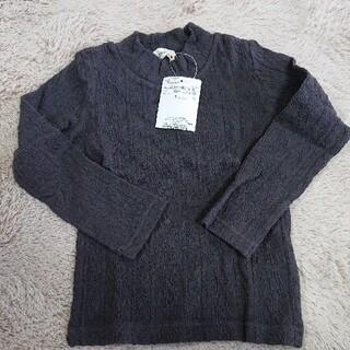 ブランシェス(Branshes)の新品 BRANSHES ハイネックTシャツ(Tシャツ/カットソー)