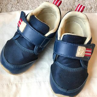 ムーンスター(MOONSTAR )のムーンスター 子供靴 14.5cm 美品 MOONSTAR(スニーカー)