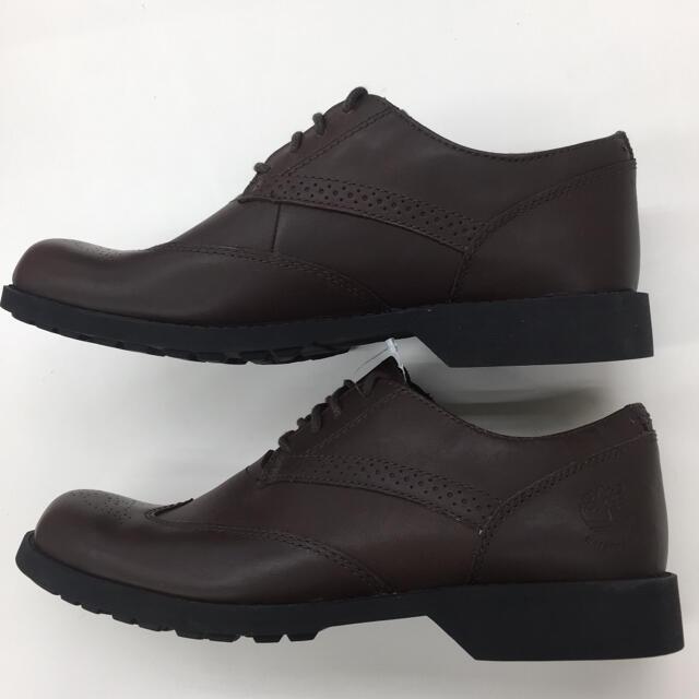 Timberland(ティンバーランド)のティンバーランド ドレスシューズ 26.5cm 新品未使用 ウイングチップ メンズの靴/シューズ(ドレス/ビジネス)の商品写真