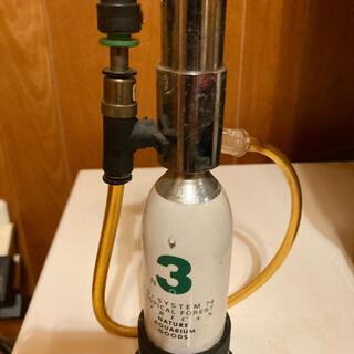 アクアデザインアマノ(Aqua Design Amano)のADA レギュレーダー co2拡散器 コネクターセット(アクアリウム)