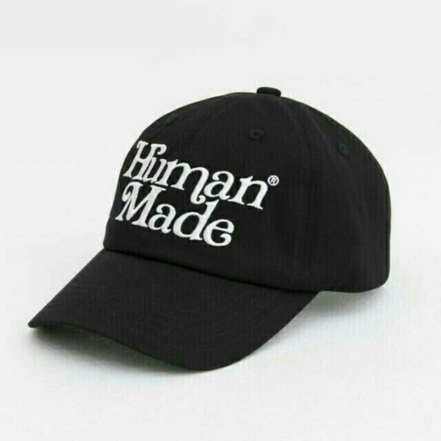 A BATHING APE(アベイシングエイプ)のgirls don't cry human made TWILL CAP メンズの帽子(キャップ)の商品写真