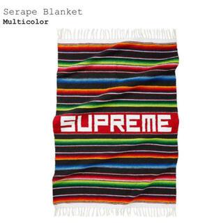 シュプリーム(Supreme)のSupreme ブランケット マルチカラー(毛布)