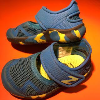 New Balance - ニューバランス NB 子供靴 サンダル 12.0cm