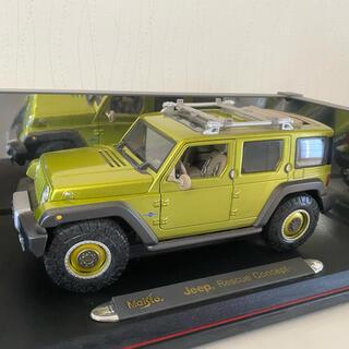 ジープ(Jeep)のジープラングラー フィギュア(その他)