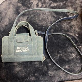 ロデオクラウンズ(RODEO CROWNS)のロデオクラウンズ ショルダーウォレット👌🏻✨(ショルダーバッグ)