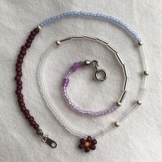 Kastane - necklace…sunset