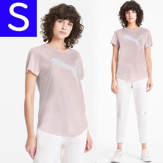 プーマ(PUMA)のPUMA プーマ ロゴ Tシャツ レディース ヨガ ランニング トレーニング(Tシャツ(半袖/袖なし))