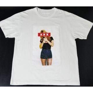 Supreme - GOD SELECTION XXX 半袖 Tシャツ ケイトモス ゴッドセレクショ