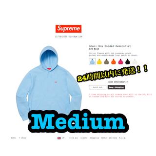 シュプリーム(Supreme)のsupreme small box hooded sweatshirt(パーカー)