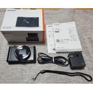 ソニー(SONY)のSONY サイバーショット DSC-WX500(コンパクトデジタルカメラ)
