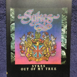 OUT OF MY TREE SYKES バンド・スコア(その他)