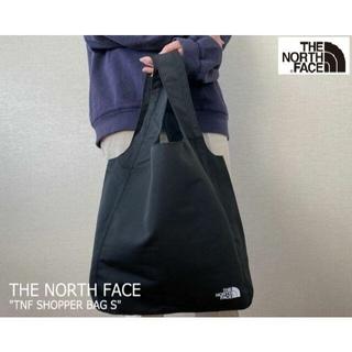 THE NORTH FACE - 海外限定 ノースフェイス トートバッグ エコバッグ ショッパー 黒 K6B