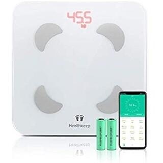 体重計 体組成計 体脂肪計 Bluetooth スマホアプリで健康管理(体重計/体脂肪計)