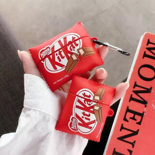 新品 Airpods pro ケース KitKat カバー キットカット 未使用