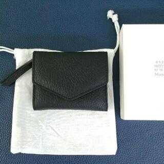 Maison Martin Margiela - Maison Margiela エンベロープウォレット/三つ折りミニ財布