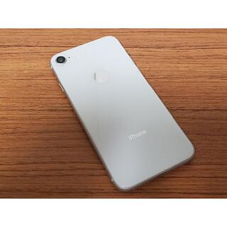 iPhone - SIMフリー iPhone 8 シルバー 64GB MQ792J/A