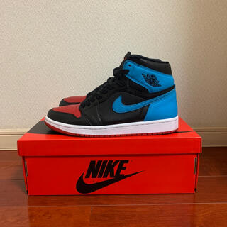 NIKE - NIKE W AIR JORDAN 1 HIGH OG UNCtoCHICAGO