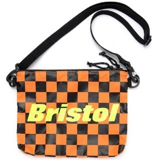 F.C.R.B. - F.C.Real Bristol SACOCHE BAG ORANGE