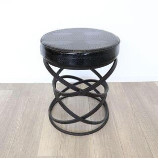 モダンテイスト スツール 椅子 チェア/イス/リビング/玄関(スツール)