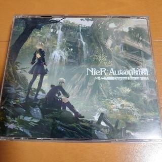 スクウェアエニックス(SQUARE ENIX)のNieR Automata Original Soundtrack(ゲーム音楽)