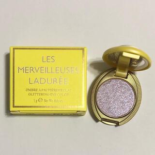 Les Merveilleuses LADUREE - 新品未使用 レ・メルヴェイユーズ ラデュレ グリタリング アイカラー 104