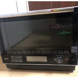 東芝 - ER-PD3000-W加熱水蒸気オーブンレンジ石窯ドーム (30L)