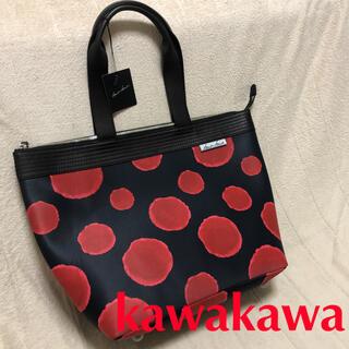 イアパピヨネ(ear PAPILLONNER)の新品未使用 カワカワ kawakawa(トートバッグ)