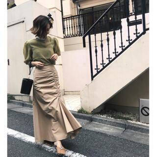 Ameri VINTAGE - 【AMERI】定価1万6000円 ヘムスカート
