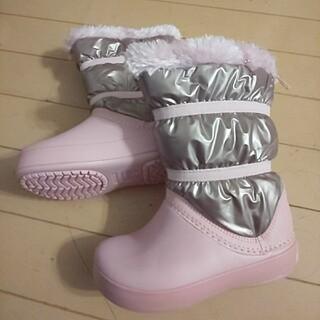 クロックス(crocs)のcrocs ブーツ 17.5(長靴/レインシューズ)