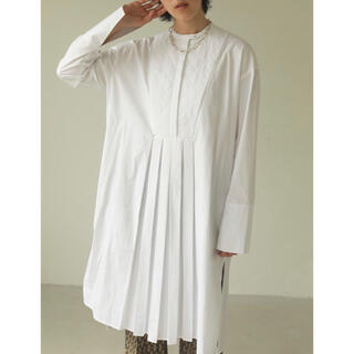 TODAYFUL - 新品 todayful トゥディフル Quilting Shirts Dress