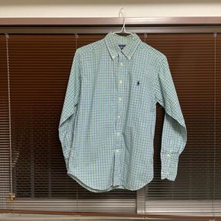 ラルフローレン(Ralph Lauren)のラルフローレン オックスフォードシャツ kids150cm(ブラウス)
