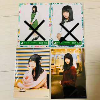 ケヤキザカフォーティーシックス(欅坂46(けやき坂46))の長濱ねる✳︎生写真(アイドルグッズ)
