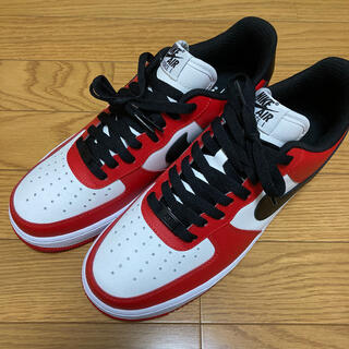 NIKE - NIKE AIR Force1 シカゴ NIKE by you